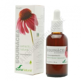 Extracto de Echinacea sin alcohol Soria Natural 50 ml. -