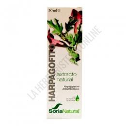 Extracto de Harpagofito Soria Natural 50 ml. con dosificador -