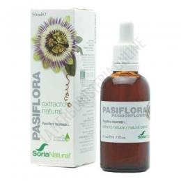Extracto de Pasiflora sin alcohol Soria Natural 50 ml. -