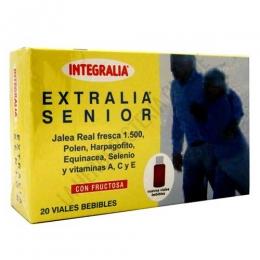 Extralia Senior Jalea Real 1500 Integralia 20 viales
