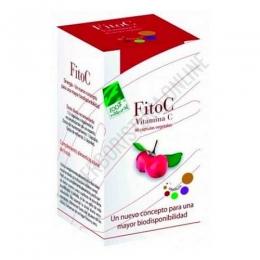 Fito C Vitamina C Cien por Cien Natural 90 cápsulas