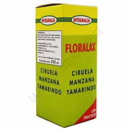 Floralax tránsito intestinal sin azúcar Integralia jarabe 250 ml. -