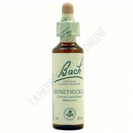 Flores de Bach Originales 16 Honeysuckle - Madreselva 20 ml.