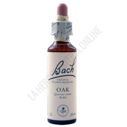 Flores de Bach Originales 22 Oak - Roble 20 ml.