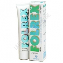 Folrex crema para masaje Catalysis 100 ml.