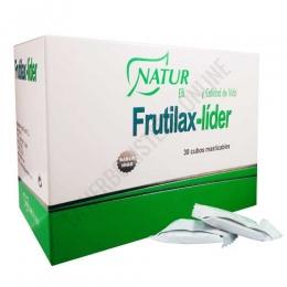 Frutilax Lider Naturlider 30 cubos masticables - Frutilax Líder de Naturlíder son unos cubitos masticables con sabor a higo especialmente útiles para favorecer el tránsito intestinal de manera natural. Es el mencionado