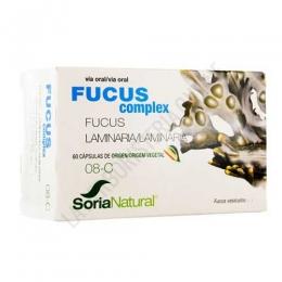 Fucus Complex 8-C Soria Natural 60 cápsulas
