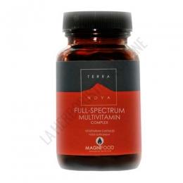 Full Spectrum Multi Vitamin Complex Terra Nova 100 cápsulas -
