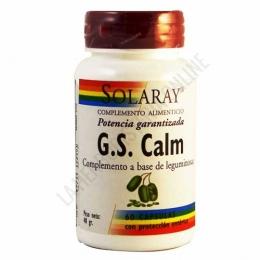 G.S. Calm 5-HTP Solaray 60 cápsulas -