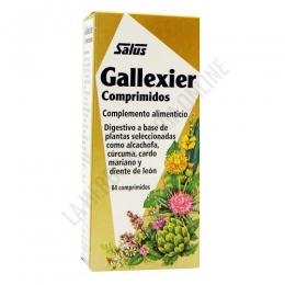 Gallexier hepático Salus 84 comprimidos -