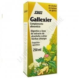 Gallexier hepático Salus jarabe 250 ml. -