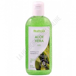 Gel de Aloe Vera Health Aid 250 ml.