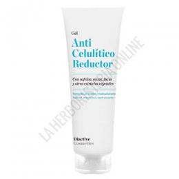 Gel Anticelulítico y reductor Diactive Cosmetics (antiguo Bactinel) 200 ml.