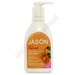 Gel de ducha Albaricoque Jason 900 ml. -