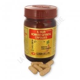 Ginseng IL HWA Tongil 500 mg. tarro 100 cápsulas