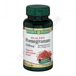 Pomegranate Natures Bounty cápsulas