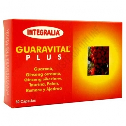 Guaravital Plus Integralia 60 cápsulas -