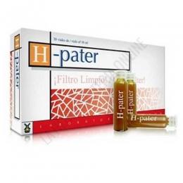 H-pater Filtro Limpio Tegor 20 viales