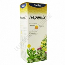 Hepamix Elixir jarabe Dietisa 250 ml.