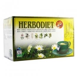 Herbodiet Depuración Hepática Novadiet 20 infusiones -