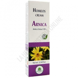 Homeos Crema de Árnica Natura House 75 ml.