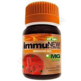 Immunew Forte 04 MGDose 1000 mg. 90 comprimidos - Immunew Forte de MGDose es una formulación a base de una mezcla de hongos (Maitake, Shiitake y Coriolus) con Vitamina C y antioxidantes que resulta óptima para potenciar el sistema inmunológico.