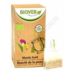 Infusión Belleza de la piel BIO Biover 20 sobres