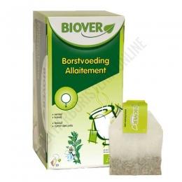 Infusión BIO Lactancia Biover 20 sobres -
