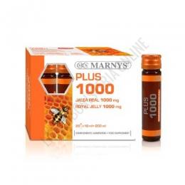 Jalea Real 1000 mg. Marnys 20 viales