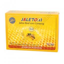 Apicol Jaleton Jalea Real con Ginseng Tongil 20 viales