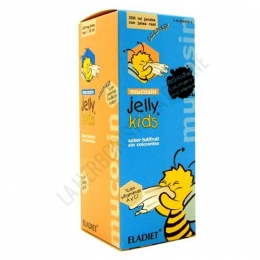 Jelly Kids Mucosin (tutti frutti) jarabe Eladiet 250ml.