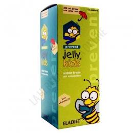 Jelly Kids Prevent sabor fresa jarave Eladiet 250 ml.