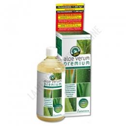 Aloe Verum Premium con su  pulpa, cultivo ecológico Plameca 1 litro -