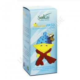 Junior Frío jarabe Sakai 250 ml. -
