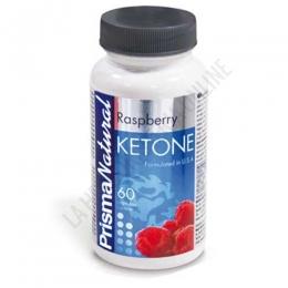 Ketone Raspberry - Cetona de Frambuesa Prisma Natural 60 cápsulas
