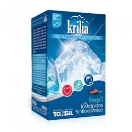 Krilia Krill Omega 3 Tongil 60 perlas -