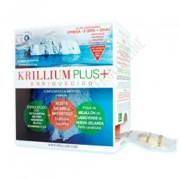 Krillium Plus + Enriquecido Targeted Nutrients 90 cápsulas + 30 perlas -