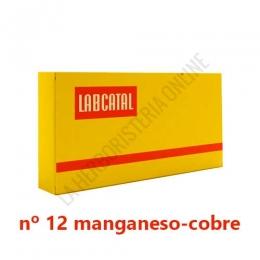 Labcatal 12 Manganeso Cobre 28 ampollas