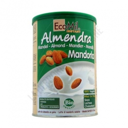 Leche de Almendra ECO en polvo Ecomil 400 gr. -