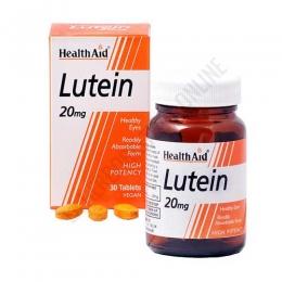 Luteína Health Aid 30 comprimidos