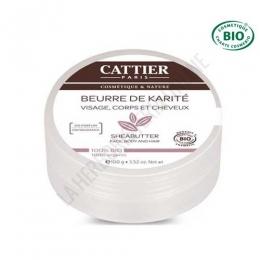Manteca de karité Cattier 100 gr. -