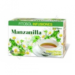 Manzanilla Fitosol Ynsadiet 20 infusiones -