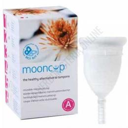 Copa Menstrual Mooncup talla A 46 x 50 mm. -