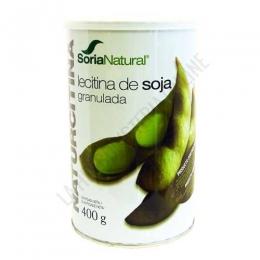 Lecitina de Soja granulada Naturcitina Soria Natural 400 gr. -