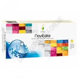 Novitake Reishi - Shiitake - Maitake - Astrágalo  Novadiet 20 viales