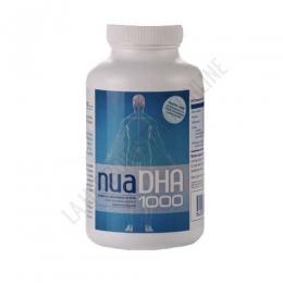 Nua DHA y Omega 3 1000 mg. 132 cápsulas