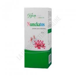 Numckatos con Pelargonium jarabe adultos Naturlider 250 ml. -