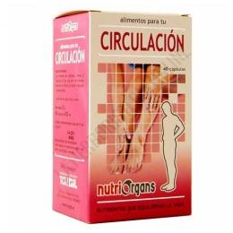 Nutriorgans Circulación Tongil 40 cápsulas