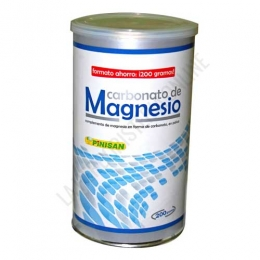 Carbonato de Magnesio Pinisan 200 gr. -