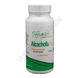 Alcachofa Plus estandarizada con Cardo Mariano Naturlíder 60 cápsulas - Alcachofa Plus de Naturlíder combina la excelente acción depurativa de la alcachofa con las propiedades del cardo mariano (rico en silimarina, un protector del hígado que, además de proteger las células, ayuda positivamente en su regeneración).
